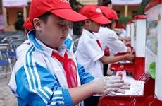 联合国儿童基金会继续向学校供水与环境卫生计划提供援助