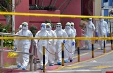 东南亚国家的新冠肺炎情况:新加坡单日新增确诊病例数量最多 老挝连续22天无新增确诊病例