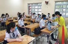 """越南教育培训部副部长阮友度:确保学生安全返校复学的""""4个硬性标准"""""""