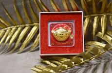 5月7日越南国内黄金价格下降25万越盾