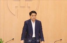 阮德钟:决不能让疫情防控向好形势逆转 为经济社会发展提供安全保障