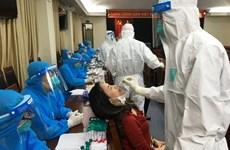 越南53个单位被准许进行新冠病毒检测