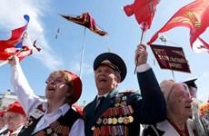 越共中央总书记、国家主席阮富仲向俄罗斯总统普京致贺信 祝贺伟大的卫国战争75周年