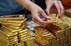 5月8日越南国内黄金价格上调35万越盾