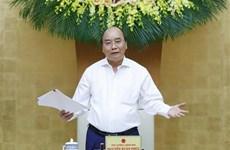 政府总理阮春福:胡志明市需重新回到全国经济增长火车头的地位