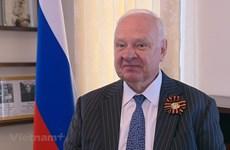 俄罗斯驻越大使:越南始终支持俄罗斯在重大国际事务中的立场