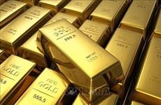 5月11日越南国内黄金价格上涨5万越盾