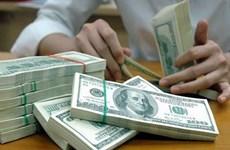 5月11日越盾对美元汇率中间价下调10越盾