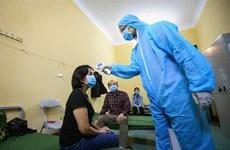 新冠肺炎疫情:越南新增治愈病例8例 正在接受治疗的只有39例