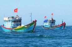广义省渔民坚持出海捕捞并捍卫祖国海洋岛屿主权