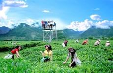 莱州省碳渊县首个农家乐旅游模式