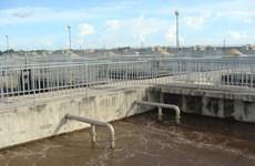 胡志明市拔出7800万美元完善市内废水收集和处理系统