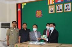 红十字国际委员会高度评价越南对柬埔寨防疫工作提供的帮助