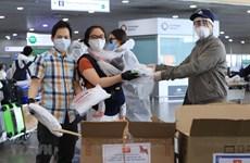 越南新增一例境外新冠肺炎输入性病例  是从迪拜回国的越南公民
