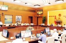 越南国会常委会第45次会议:主动制定短期、长期经济社会发展方案