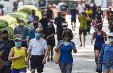 泰国将韩国和中国撤出危险性传染病地区名单