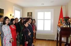 旅海外越南人纪念胡志明主席诞辰130周年