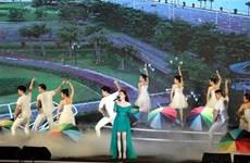 广宁省举行刺激旅游的下龙迎夏天艺术活动