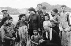 胡志明主席诞辰130周年:韩国人士称赞胡志明主席的历史功绩