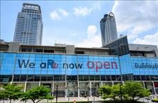 泰国恢复购物中心的营业