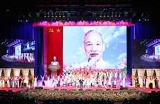 各国政党和国际友人就胡志明主席诞辰130周年致电越南领导人