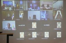 东盟与中国民间友好组织领导人特别视频会晤以视频方式召开
