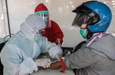 新冠肺炎疫情:印尼和菲律宾单日新增确诊病例达数百例