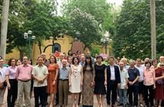 古巴民族英雄何塞·马蒂逝世125周年纪念活动在河内市举行