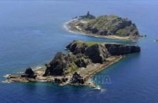 日本反对中国在华东海和东海采取使紧张局势升级的行为