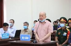 丁玉系及其同案犯案件:阮文献被建议刑量3到4年