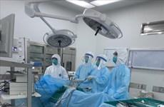 新冠肺炎疫情:越南所有危重病例已经治愈 治愈病例数达266例