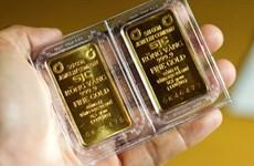 5月22日越南国内黄金价格继续下调