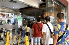 新冠肺炎疫情:泰国紧急状态将继续延期1个月