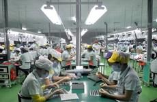 前4月中国是越南电脑和电子零件最大出口市场