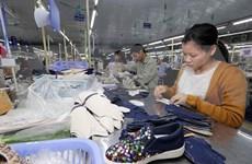 越南对美国鞋类出口增长10%