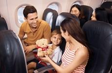 喜迎六一儿童节 越捷航空推出200万张特价机票