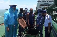 越南海警第三区司令部破获一起外籍船只非法运输170万升柴油案件
