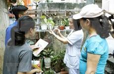 越南卫生部要求各省市政府加强登革热病毒和塞卡病毒防范工作