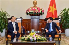 范平明副总理:越南一直重为与柬埔寨的合作关系给予优先