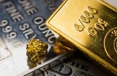 5月27日越南国内黄金价格下降10万越盾以上