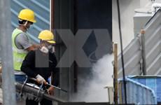 泰国呵叻府登革热疫情爆发