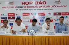 2020年HDBank国家室内五人制足球锦标赛将于6月1日启动