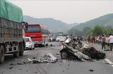 2020年前5月越南因交通事故死亡人数为2667人