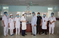 清化省成功进行首例跨血型肾移植手术