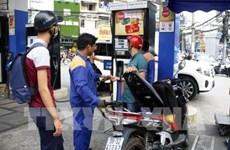 越南汽油零售价急剧反弹