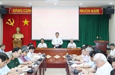 越共中央理论委员会第13次会议在河内召开