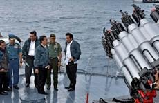 """印度尼西亚重申中国""""九段线""""违反《联合国海洋法公约》"""