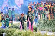 第七次胡志明市奥黛节预计将于9月底举行
