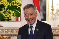 新加坡总理对越南赠送的医疗设备表达谢意