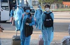 越南连续44天无新增本土新冠肺炎确诊病例